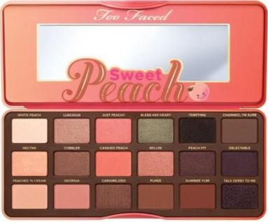 too-faced-sweet-peach-eyeshadow-palette-mirror