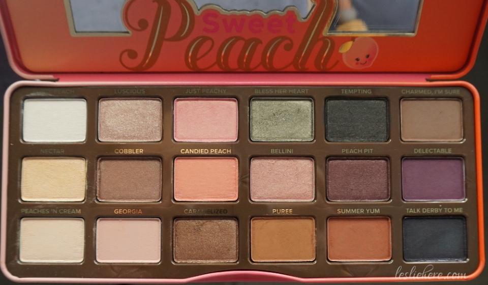 too-faced-sweet-peach-palette-shades