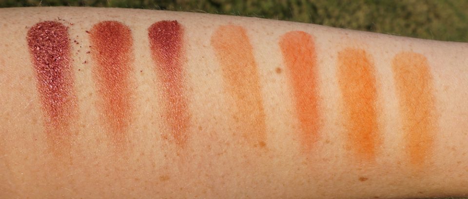 how to wear huda desert dusk palette