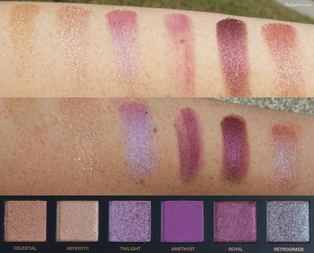 Huda-Beauty-Desert-Dusk-Palette-swatches-row2